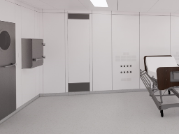 Webinar: Realization of isolation wards class 3 and 4 in existing building stocks, as well as alternative Fast Track solutions
