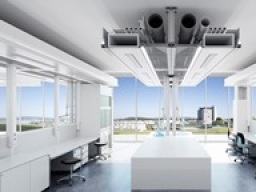 Webinar: Simplified planning and realization of laboratories with prefabricated ceiling supply modules